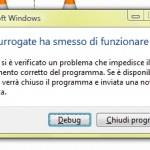 """Cos'è errore """"COM Surrogate ha smesso di funzionare"""""""