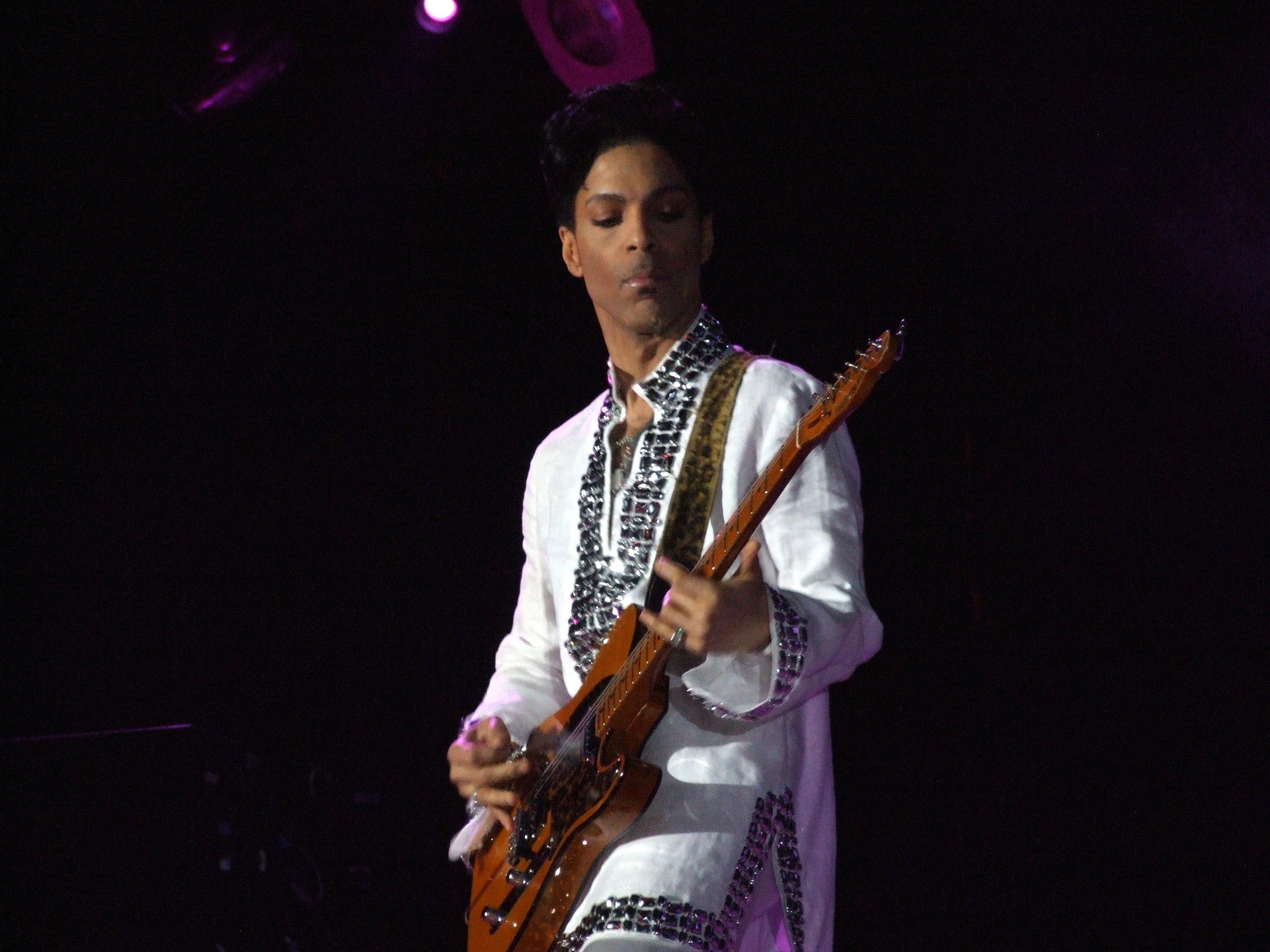 Le canzoni più scaricate di Prince