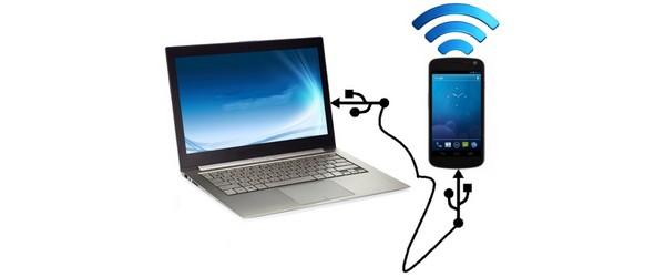 Come usare il cellulare come un modem