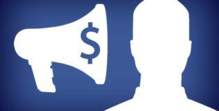Nuovi contenuti sponsorizzati in Facebook