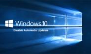 Spegnere PC senza installare aggiornamenti