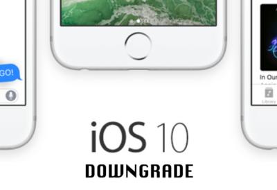 Come passare a versione più vecchia di iOS