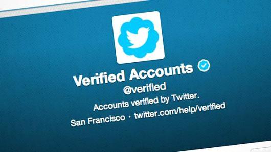 Come ottenere un account Twitter verificato