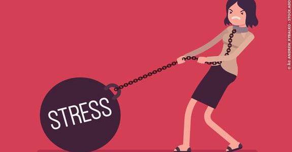 7 Azioni per combattere lo stress