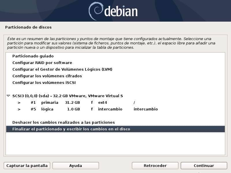 Installa Debian - 17