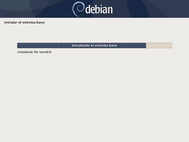 Installa Debian - 20