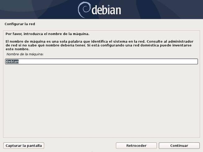 Installa Debian - 7