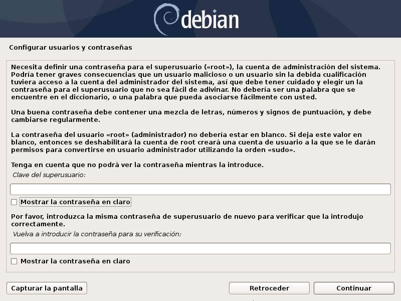 Installa Debian - 9